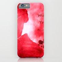 Wish You a ........ iPhone 6 Slim Case
