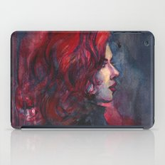 Widow iPad Case