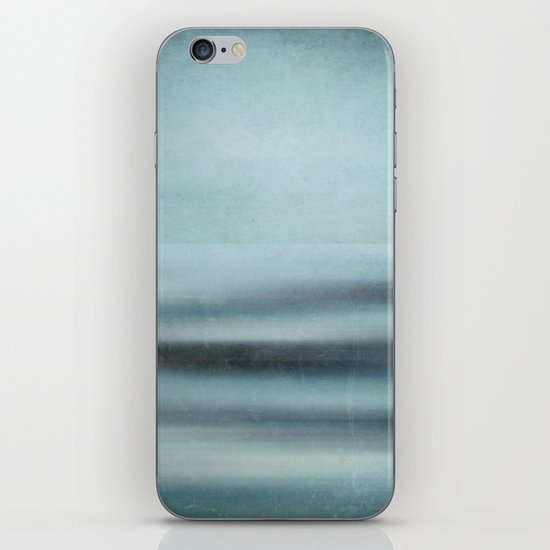 abstract sea iPhone & iPod Skin