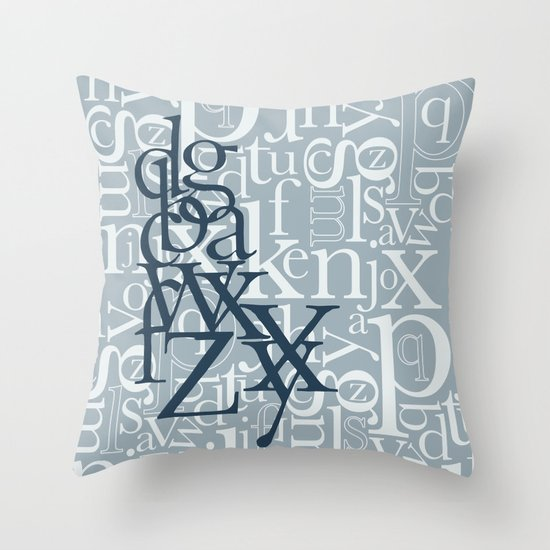 tower Throw Pillow