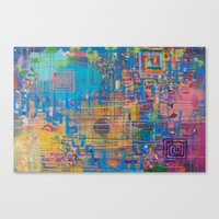 It's The End, It's The B… Canvas Print