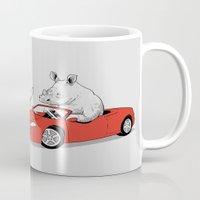 Overcompensating Mug