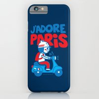 iPhone & iPod Case featuring J´Adore Paris by carloshiguera!