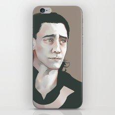 Loki (Tom Hiddleston) iPhone & iPod Skin
