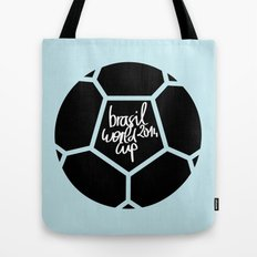 Brazil World Cup 2014 - Poster n°5 Tote Bag