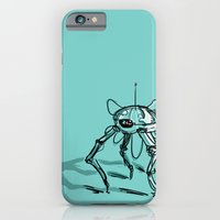 iPhone & iPod Case featuring Eye Bot by Jacob Giordano