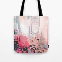 time square/new york Tote Bag