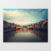 Puente Viejo Canvas Print