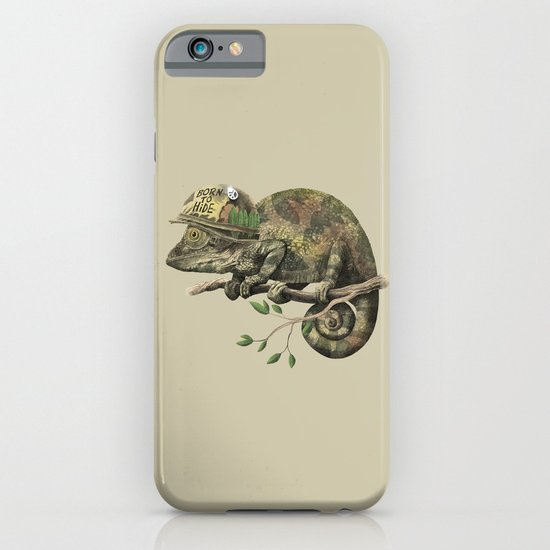 Born to Hide  iPhone & iPod Case