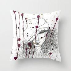 KILLA Throw Pillow