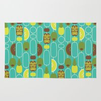 Tiki Weekend Rug