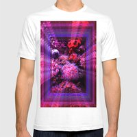 8Ft Under The Sea Mens Fitted Tee White SMALL