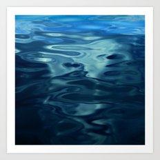 Water / H2O #50 Art Print