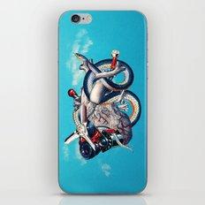 Heart of Illuminati iPhone & iPod Skin