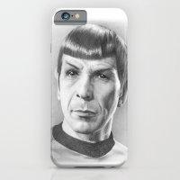 Spock - Fascinating (Star Trek TOS) iPhone 6 Slim Case