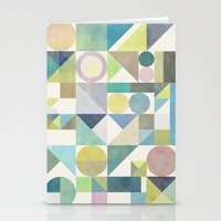 Nordic Combination 21 Stationery Cards
