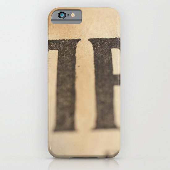 Stained iPhone & iPod Case