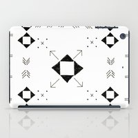 Secrets are safe iPad Case