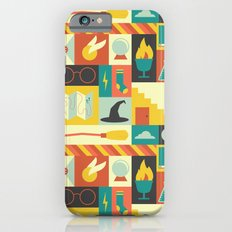 King's Cross - Harry Potter iPhone 6 Slim Case