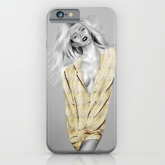 + BAD GIRLS + iPhone & iPod Case