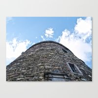 Reginald's Tower Canvas Print