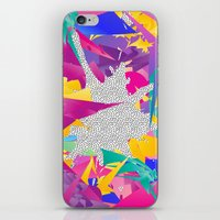 80s Abstract iPhone & iPod Skin