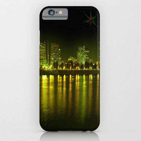 emerald city of roses iPhone & iPod Case