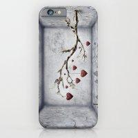 iPhone & iPod Case featuring Der alte Liebesbaum  by teddynash