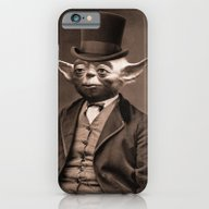 Portrait Of Sir Yoda iPhone 6 Slim Case