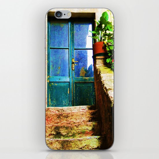Up Stairs Apartment  iPhone & iPod Skin