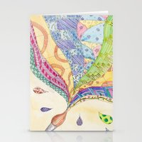 The Painted Quilt Stationery Cards