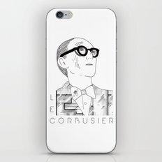 Le Corbusier iPhone & iPod Skin