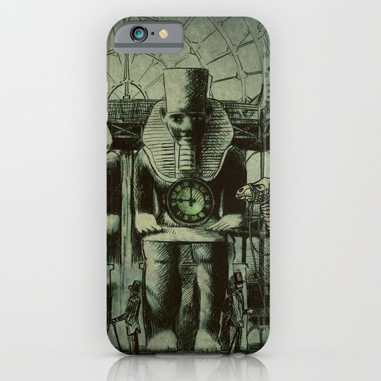 The Antiquities Market iPhone & iPod Case