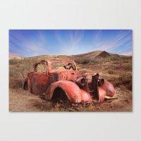 Last Ride Canvas Print