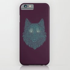 Wolf Of Winter iPhone 6 Slim Case