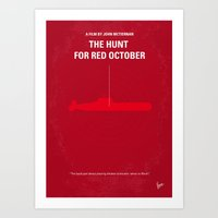 No198 My The Hunt For Re… Art Print
