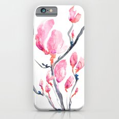 Japanese Magnolia iPhone 6 Slim Case