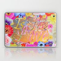 Is This Love II Laptop & iPad Skin
