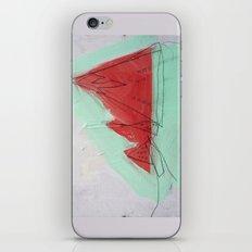 Mountain pillow iPhone & iPod Skin