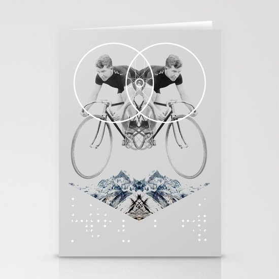 Tandem Stationery Card