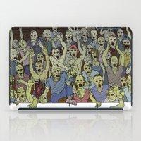 Zombies!!! iPad Case