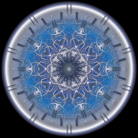 Blue Eye 1 Art Print