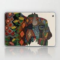 Bison Bone Beige Laptop & iPad Skin