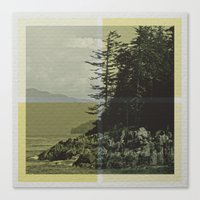 Squares Canvas Print