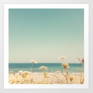 Water And Lace Art Print