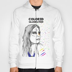 Colored Imagination Hoody