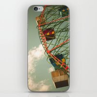 Dull Times iPhone & iPod Skin