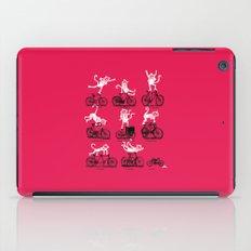 Singerie iPad Case