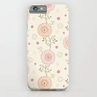 Folky Flowers iPhone 6 Slim Case