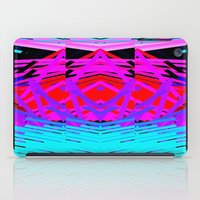 Neon Time iPad Case